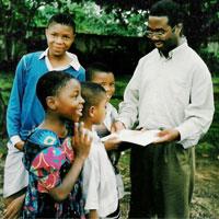 škola v Nigérii